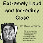 Extremely Loud and Incredibly Close Movie Worksheet