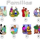 FAMILIAS - Reading Comprehension