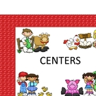 FARM CLASSROOM CENTER LABELS
