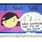 FEELINGS Display Idea for Kindergarten!