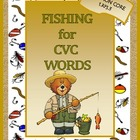FISHING FOR CVC WORDS
