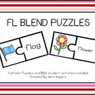 FL Blend Puzzles ~ 18 Puzzles Plus Follow Up Activities