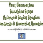 FL Science &amp; Social Studies Standards &amp; Essential Question