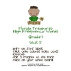 FL Treasures Grade 1 Unit 2 High Frequency Words