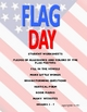 FLAG DAY worksheets and activities
