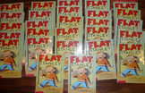 FLAT STANLEY BOOK LOT - 27 COPIES