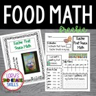 FOOD MATH - Easter Fruit Snack Fun