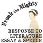 FREAK THE MIGHTY Essay Topics & Grading Rubrics
