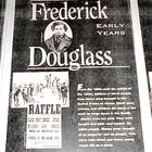 FREDERICK DOUGLASS The Early Years - 4 Page History Mini Study
