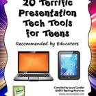 FREE 20 Terrific Presentation Tech Tools for Teens