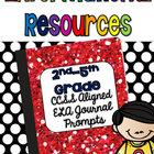{FREE} 2nd-4th Grade Reading Journal Prompts {Informationa