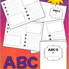 FREE ABC Mini Book