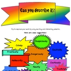 FREE Adverb poster - classroom display
