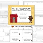 "FREE Big ""Good"" Wolf?!"" Reading/Writing Activities (CCSS Aligned)"