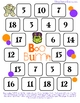 FREE Boo Bump Halloween Math Game (Addition)