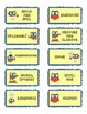 FREE Book Bin Labels for Classroom Organization