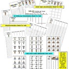 FREE Center Mgmt RTI & Documentation Packet for Math (Kind