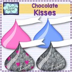 {FREE} Chocolate Kisses clipart