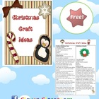 FREE Christmas Craft Ideas - 8 pages