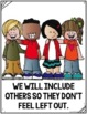 "FREE Classroom Poster Pack- ""No Bullies Allowed!"""