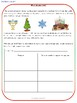 Common Core Winter Holiday Writing Activities