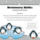 FREE Dictionary Skills Activity (Countdown to Christmas - Day 18)