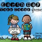 FREE Earth Day Facts &amp; Fun Task Cards