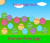 FREE Easter Egg Hunt Reinforcer Smartboard Game