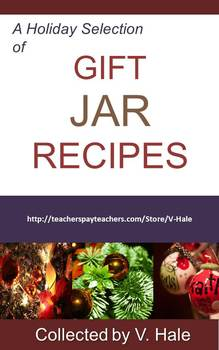 FREE Gift Jar Recipes - over 200 Gifts In A Jar