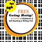 FREE Going Batty: Stellaluna and Bat Common Core Unit Sample