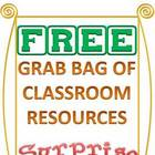 FREE Grab Bag of Classroom Resources &amp; Printables