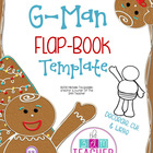 FREE Holiday G-Man Flap-Book