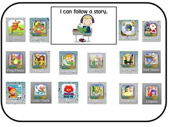 FREE I Can Cards for iTouch and iPad