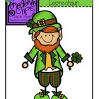 FREE Little Leprechaun {Creative Clips Digital Clipart}