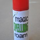 FREE- Magic Spelling Foam Label