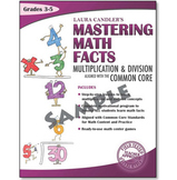 FREE Mastering Math Facts Multiplication and Division Sampler