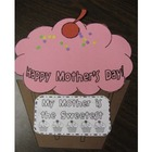 FREE Mother&#039;s Day Cupcake Coupon Book
