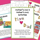 FREE Mother's/Father's Day Ideas (Books, Activities, and Crafts!)