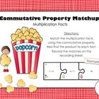 FREE Multiplication Fact Matchup (Countdown to Christmas -