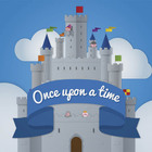 FREE Once upon a time clipart