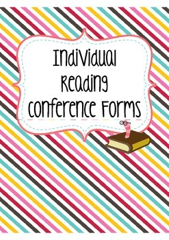 FREE Reading Conference Form