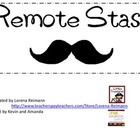 FREE Remote Stash Label