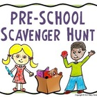 FREE Scavenger Hunt Activities for Preschoolers