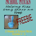 FREE School Sticks 3_6