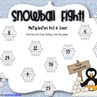 FREE Snowball Multiplication Roll & Cover