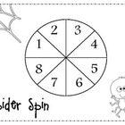 {FREE} Spider Spin Math Game