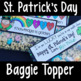 FREE St. Patrick&#039;s Day Bag Topper