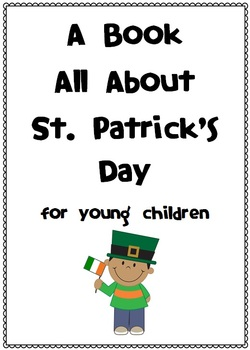 FREE St. Patrick's Day Book - customs, traditions, origins