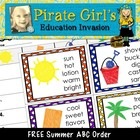 FREE Summer Sequencing (ABC Order)