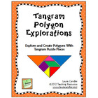 FREE Tangram Polygon Explorations